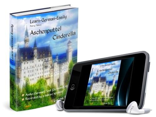 Aschenputtel - Cinderella - Learn German with Fairy Tales