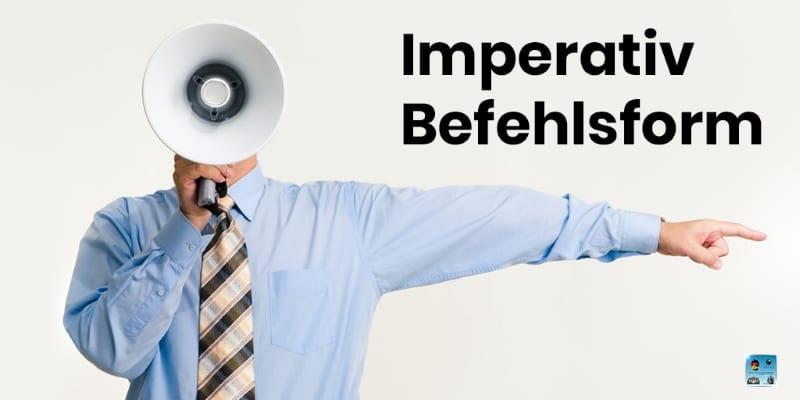 Imperative German